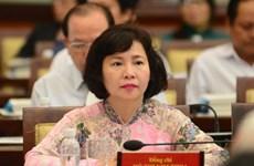 La Commission de contrôle du Comité central du PCV rend ses conclusions