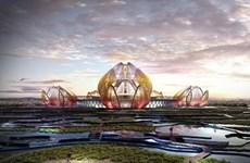 La capitale Hanoi aura un théâtre en forme de lotus