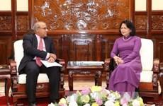 Le Vietnam souhaite bénéficier du soutien continu de l'UNICEF