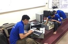 De vieux ordinateurs pour de nouvelles connaissances