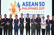 L'ASEAN et ses partenaires adoptent les orientations de leur coopération