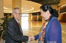 Le Vietnam et le Cambodge vont renforcer leur coopération parlementaire