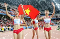 "L'athlétisme, la ""mine d'or"" des sports vietnamiens"