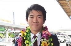 IMO 2017: «Les mathématiques sont ma grande passion»