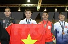 SEA Games 29: le Vietnam décroche quatre nouvelles médailles d'or