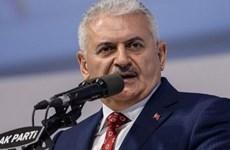 Le Premier ministre turc entame sa visite officielle au Vietnam