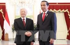 La visite en Indonésie du leader du PCV dans la presse étrangère