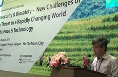 La biosécurité et la biosûreté au menu des experts de l'Asie-Pacifique