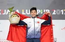 SEA Games 29: le Vietnam continue maintenir sa deuxième place