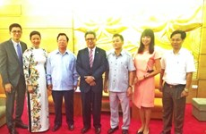 Promotion de l'amitié Vietnam-Salvador à travers la diplomatie populaire