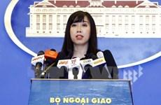 Golfe du Bac Bô: le Vietnam demande à la Chine de ne pas complexifier la situation