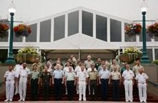 Les commandants de la défense d'Asie-Pacifique réunis au Canada