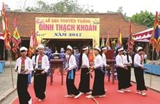 À Phu Tho, la danse traditionnelle Sênh Tiên sur un bon pied