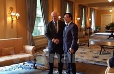 Entre le Canada et le Vietnam, une relation au beau fixe