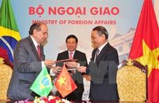 Le Vietnam veut renforcer la coopération avec le Brésil