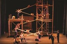 Les troupes de cirque jouent sans filet