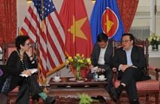 Le Vietnam et les États-Unis veulent impulser leurs liens