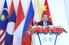 Le vice-PM Truong Hoà Binh espère un nouvel élan des liens Vietnam-Chine