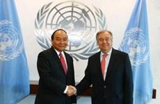 Entre le Vietnam et l'ONU, quatre décennies de coopération