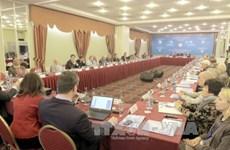 En Russie, les experts réfléchissent au règlement du conflit en Mer Orientale