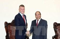 Le Premier ministre Nguyên Xuân Phuc salue l'assistance de la BAD
