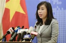 Le ministère des AE met à jour le règlement de la mort d'un citoyen vietnamien à Taiwan
