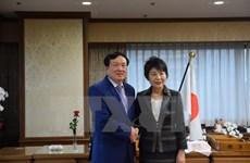 Justice: le Japon poursuivre sa coopération intégrale avec le Vietnam