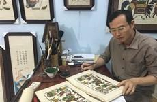 Dông Hô, des estampes populaires et des hommes