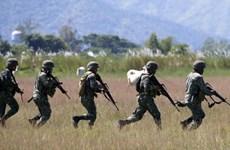Un exercice américano-philippin de libération d'otages au nord de Manille