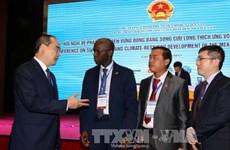 Les partenaires soutiennent le développement durable du delta du Mékong