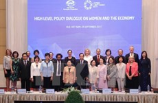 APEC: clôture du Forum des femmes et de l'économie à Hue