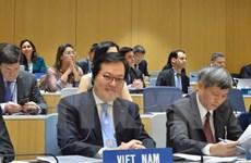 Le Vietnam a été élu président de l'Assemblée générale de l'OMPI