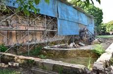 Restauration du palais Phung Tien avec le soutien de l'Allemagne