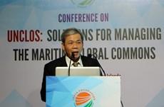 Le Vietnam à la conférence sur la CNUDM en Inde