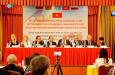 """L'accord """"a donné un nouvel élan au commerce Vietnam-UEEA"""""""