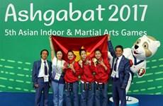 Le Vietnam finit neuvième des AIMAG 5 au Turkménistan