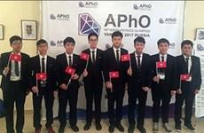 Le Vietnam organisera les 19es Olympiades de physique d'Asie