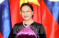 La présidente de l'AN Nguyên Thi Kim Ngân rencontre son homologue iranien