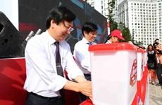La Journée mondiale du lavage des mains à Hanoi