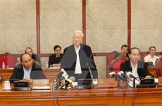Le leader du PCV exhorte Hô Chi Minh-Ville à réaliser une croissance plus forte
