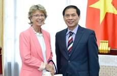 Le Vietnam est l'un des partenaires importants de l'Espagne