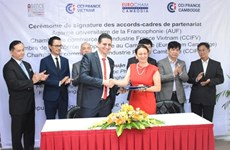 L'AUF facilite l'insertion professionnelle des étudiants francophones