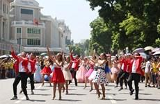 Les rues piétonnes de Hanoï se posent en label touristique