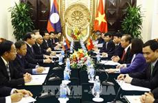 Dynamiser les relations spéciales entre le Vietnam et le Laos