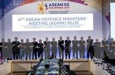 L'ADMM+ souligne le rôle de l'ASEAN dans l'architecture sécuritaire régionale