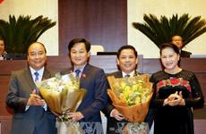 L'AN va discuter demain d'un projet concernant l'aéroport de Long Thanh