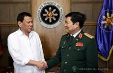 Défense : le Vietnam et les Philippines plaident pour des liens accrus