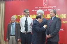 Vietnam-Étas-Unis, trois décennies d'échanges littéraires