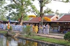 Thai Binh: le festival de la pagode Keo reconnu patrimoine culturel national