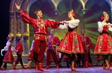 Soirée musicale russe à Hô Chi Minh-Ville